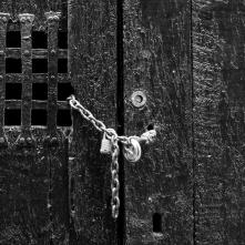 Old door lock-1