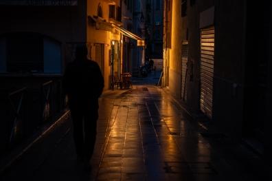 Walking night-1