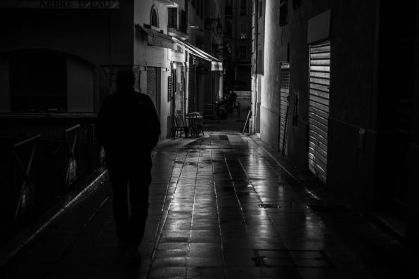 Walking night nb-1